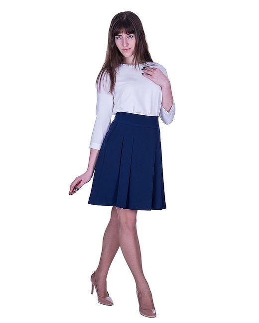 Katrin | Женская Синяя Юбка