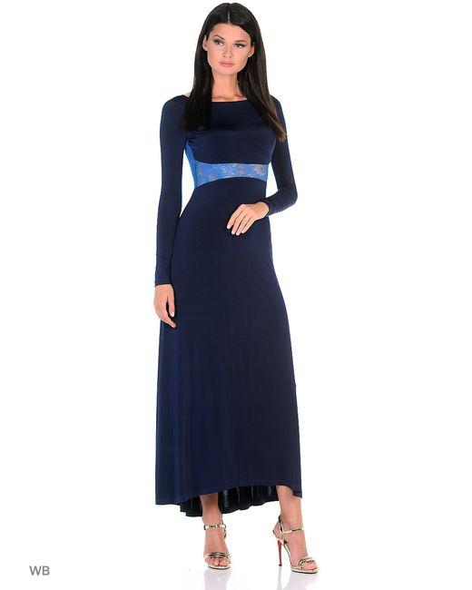 IQdress | Женское Синее Платье