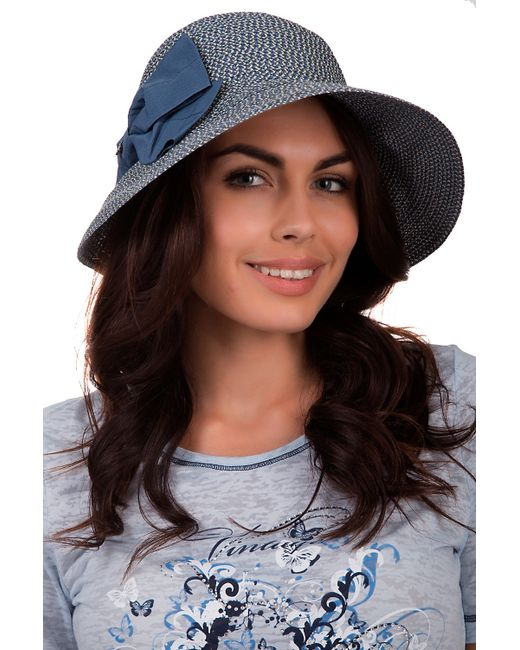 Seeberger | Женская Синяя Шляпа