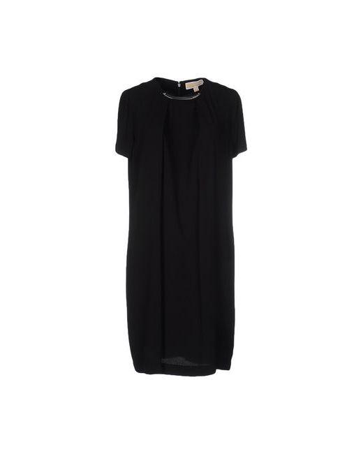 Michael Michael Kors | Женское Чёрное Короткое Платье