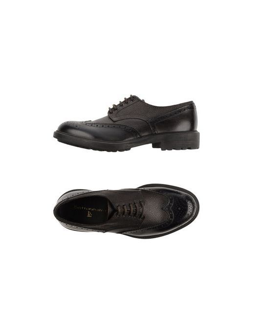 Settantatre Lr | Мужская Коричневая Обувь На Шнурках