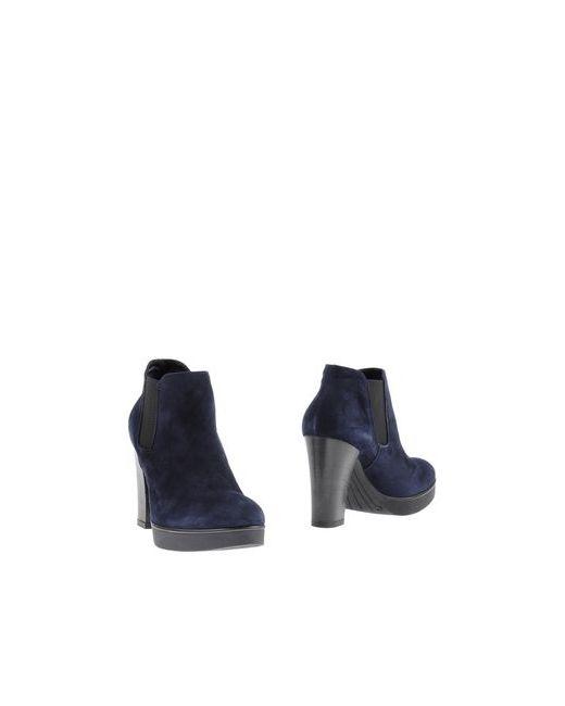 Donna Più | Мужские Синие Полусапоги И Высокие Ботинки