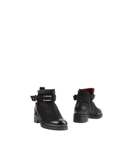 Donna Più | Мужские Чёрные Полусапоги И Высокие Ботинки