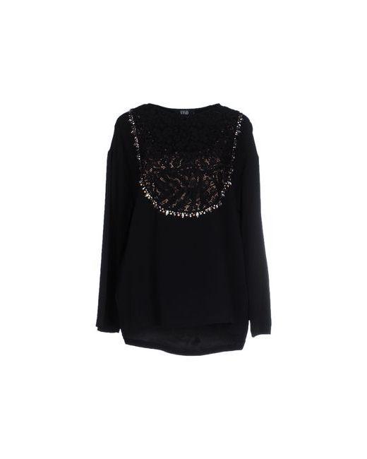 Vdp Collection | Женская Чёрная Блузка