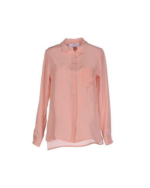 Kaos | Женская Розовая Pубашка