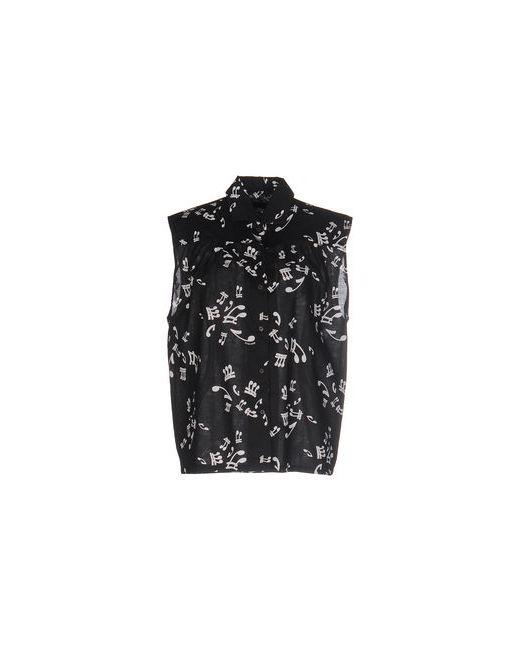 Miu Miu | Женская Чёрная Pубашка