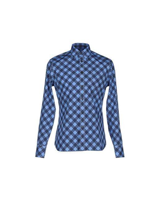 Prada | Женская Синяя Pубашка