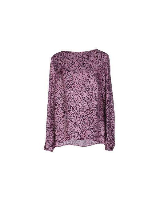 Massimo Alba | Женская Розовая Блузка
