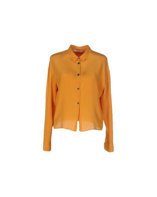 Annie P. | Женская Оранжевая Pубашка