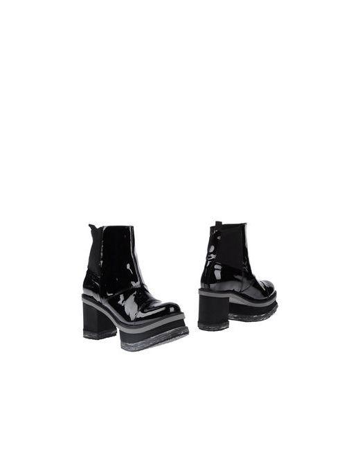 FAREWELL  FOOTWEAR | Мужские Чёрные Полусапоги И Высокие Ботинки