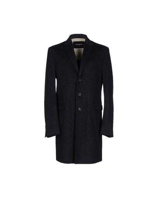 Dsquared2 | Женское Синее Пальто