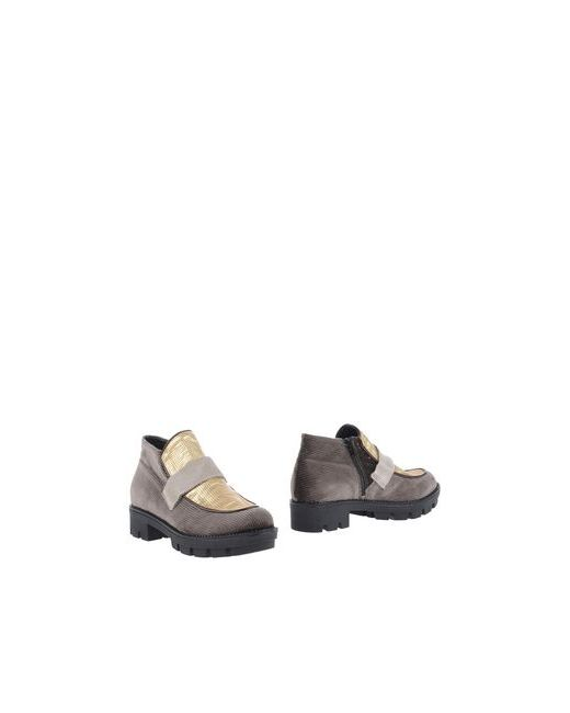 TIPE E TACCHI | Женские Коричневые Ботинки
