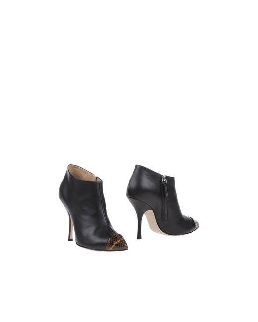 Giuseppe Zanotti Design   Женские Коричневые Ботинки