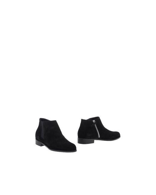 Giuseppe Zanotti Design | Женские Чёрные Полусапоги И Высокие Ботинки