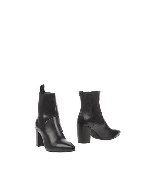 Vagabond | Женские Чёрные Полусапоги И Высокие Ботинки
