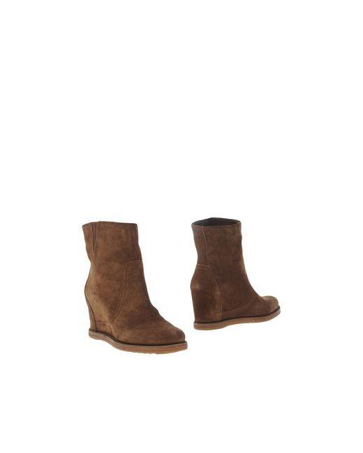 Carshoe | Женские Верблюжьи Полусапоги И Высокие Ботинки