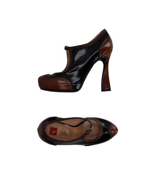 Ballin | Женские Коричневые Туфли
