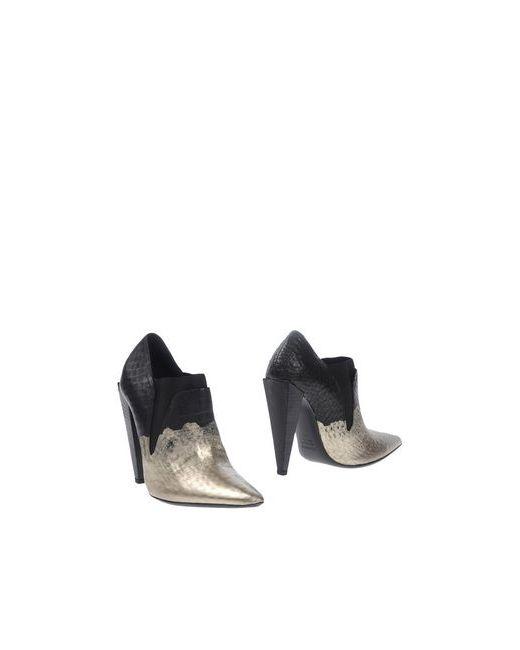 VIC MATIĒ | Женские Платиновые Ботинки