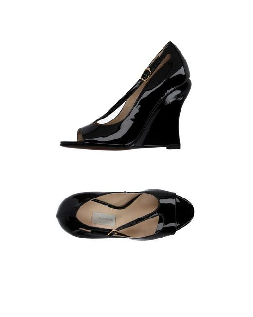 L' Autre Chose   Женские Чёрные Туфли