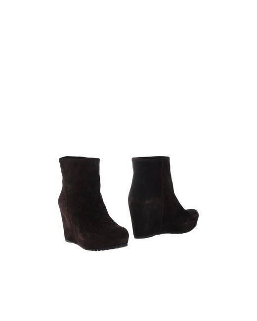 Carshoe | Женские Коричневые Полусапоги И Высокие Ботинки