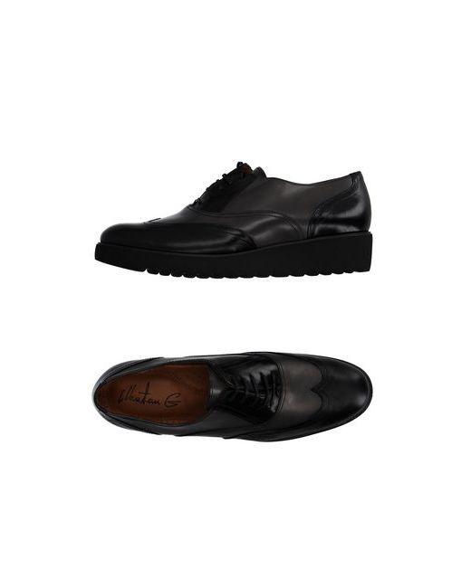 Maritan G   Мужская Серая Обувь На Шнурках