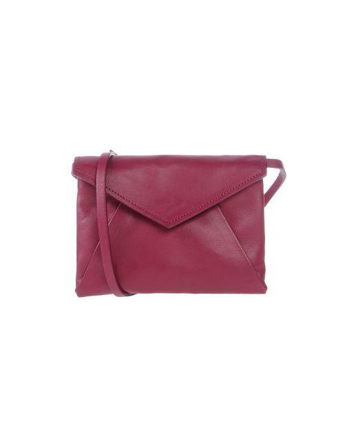 Maison Margiela | Женская Фиолетовая Сумка Через Плечо