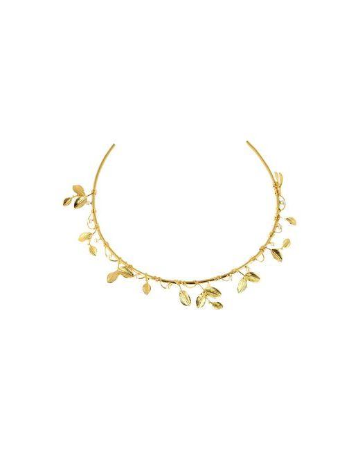 VICKISARGE | Женское Золотистое Ожерелье
