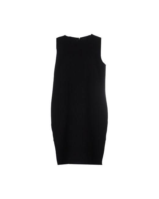 Armani Collezioni   Женское Чёрное Короткое Платье