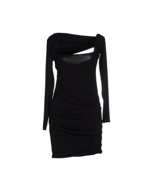 Pierre Balmain   Женское Чёрное Короткое Платье
