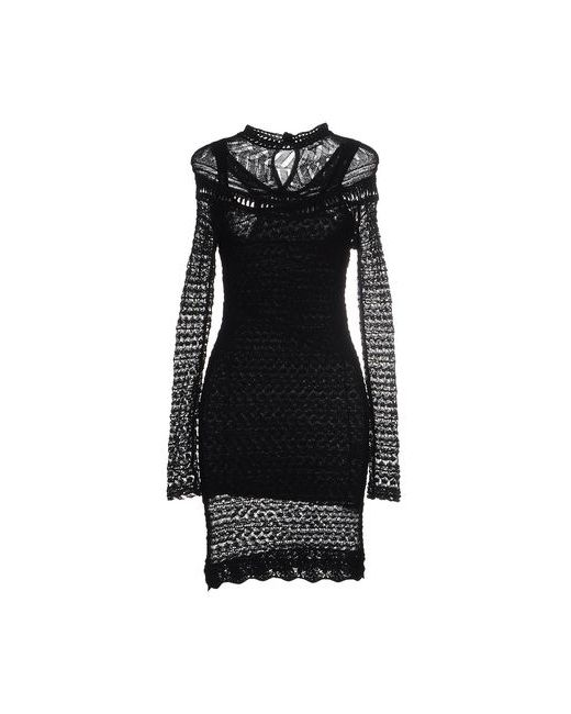 Isabel Marant   Женское Чёрное Короткое Платье