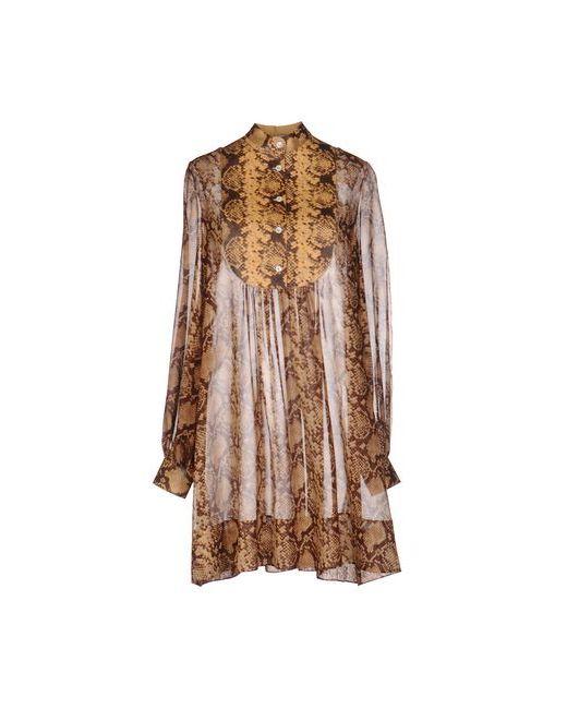 Michael Kors | Женское Хаки Короткое Платье