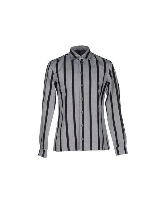 Dolce & Gabbana | Мужская Серая Pубашка