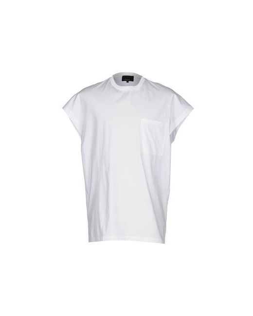 3.1 Phillip Lim | Мужская Белая Pубашка