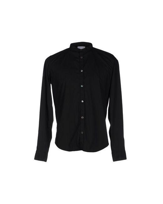 Sapore | Мужская Чёрная Pубашка