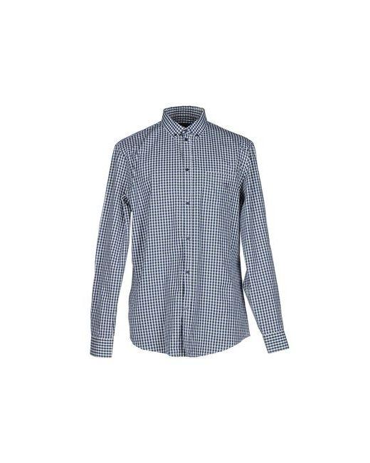 Trussardi Jeans | Мужская Зелёная Pубашка
