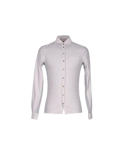 Dolce & Gabbana   Мужская Серая Pубашка