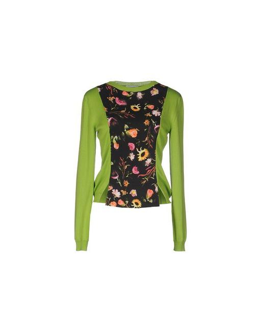 Moschino Cheap and Chic | Зелёный Свитер