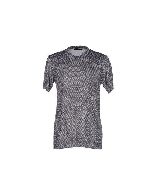 Dolce & Gabbana | Серый Свитер