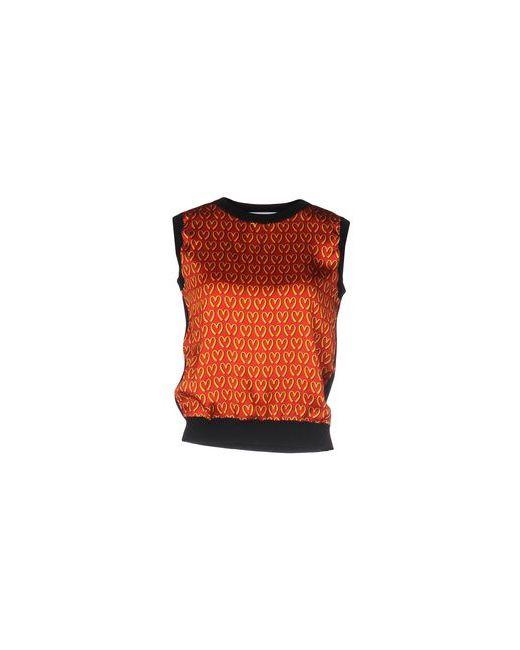 Moschino Couture | Красный Свитер