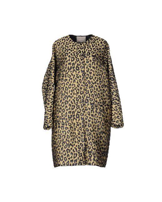 Lanvin | Женское Жёлтое Легкое Пальто