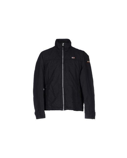 Napapijri | Мужская Чёрная Куртка