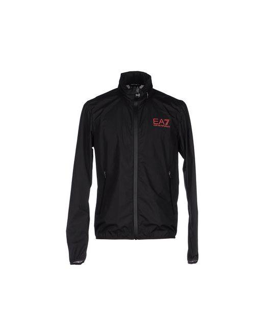 EA7 | Мужская Чёрная Куртка