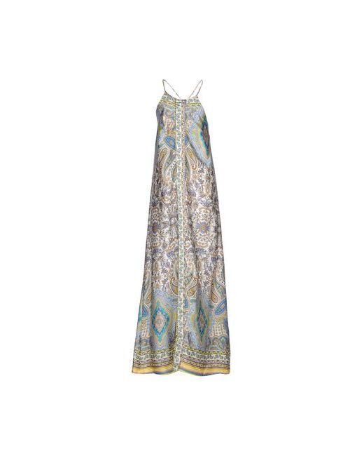 Twenty-29 | Женское Бежевое Длинное Платье