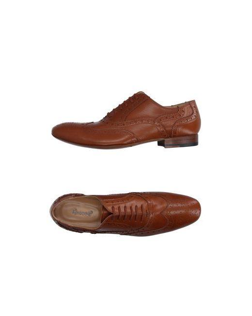 Rocco P. | Мужская Коричневая Обувь На Шнурках