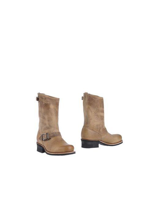 Frye | Женские Песочные Полусапоги И Высокие Ботинки