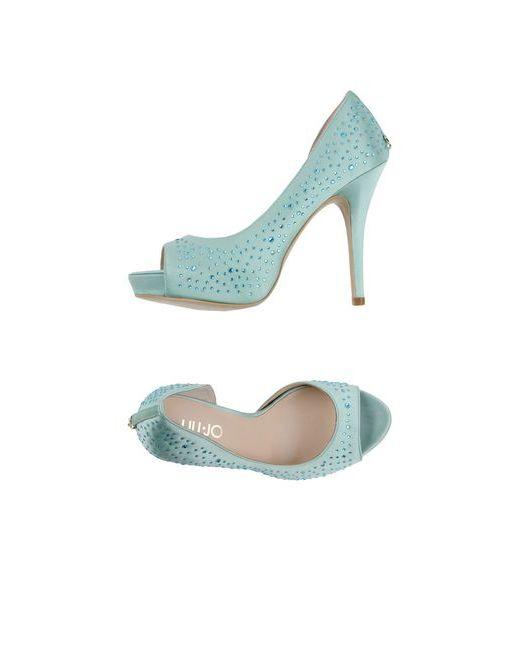 Liu •Jo   Женские Зелёные Туфли