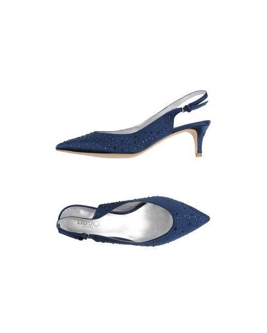 Liu •Jo | Женские Синие Туфли