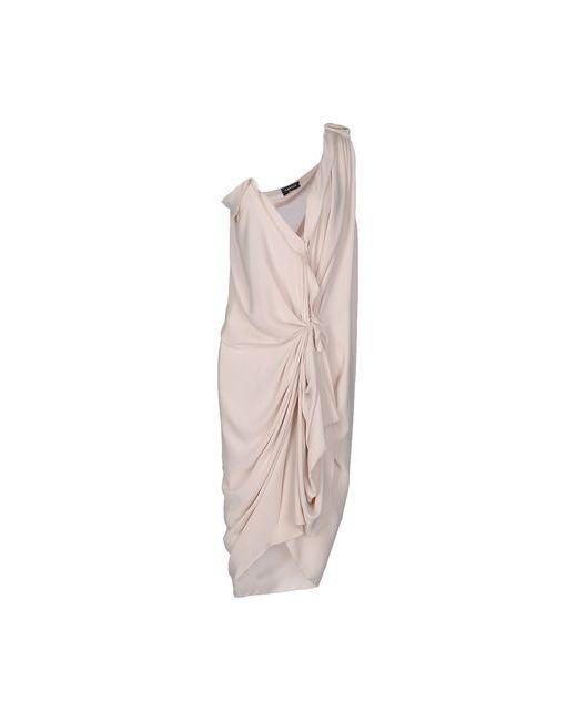 Lanvin | Женское Розовое Платье Длиной 3/4