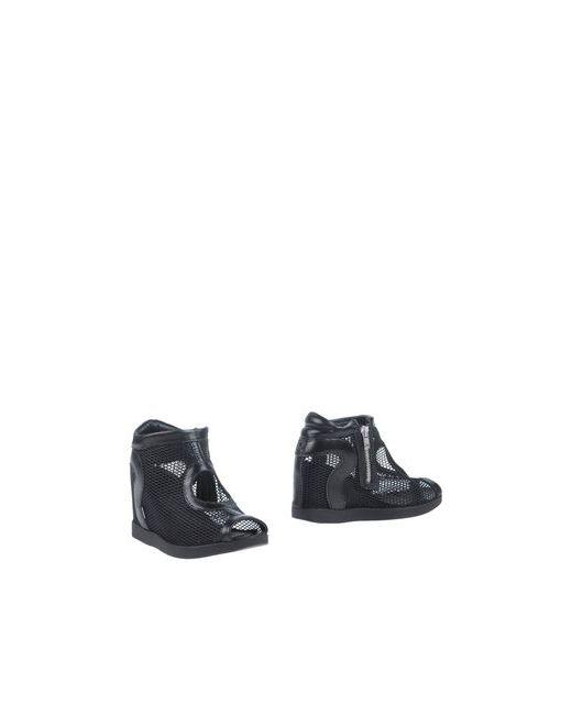 Ruco Line | Женские Чёрные Ботинки