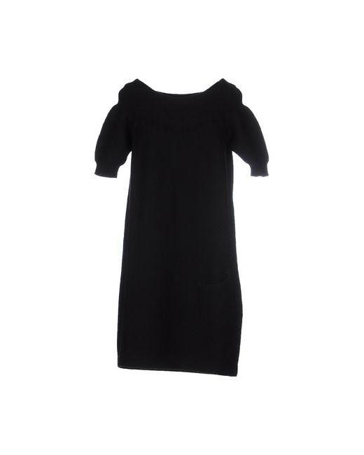 Terre Alte   Женское Чёрное Короткое Платье
